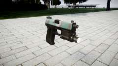 La pistola HK USP 45 varsovia