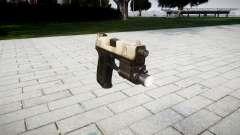 La pistola HK USP 45 nevada
