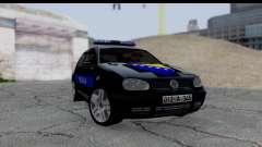 Volkswagen Golf MK4 hatchback de 3 puertas para GTA San Andreas