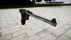 La artillería de la pistola de Lange R