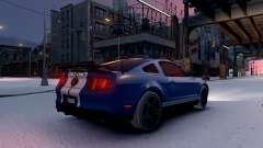 Snow IV para GTA 4