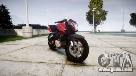Bajaj Pulsar 200NS Custom para GTA 4