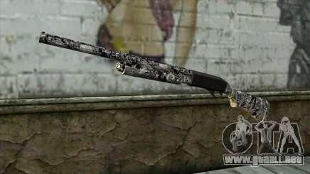 Nueva Escopeta para GTA San Andreas