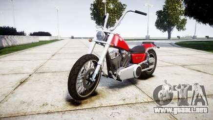 Western Motorcycle Company Daemon para GTA 4