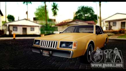 New Majestic para GTA San Andreas