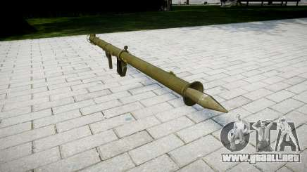 M9A1 Bazooka para GTA 4