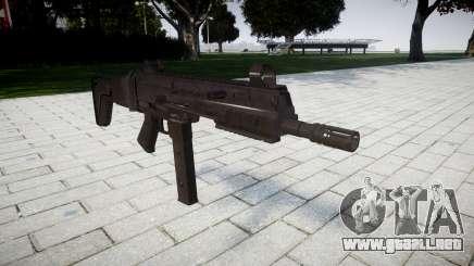 Pistola de SMT40 para GTA 4