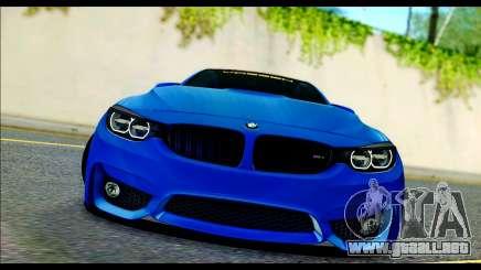 BMW M4 Stanced v2.0 para GTA San Andreas