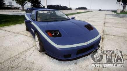 Invetero Coquette X para GTA 4