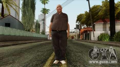 GTA 4 Skin 61 para GTA San Andreas