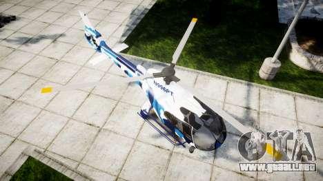 Eurocopter EC130B4 para GTA 4 visión correcta