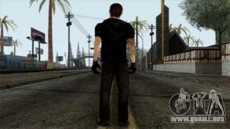 GTA 4 Skin 27 para GTA San Andreas segunda pantalla