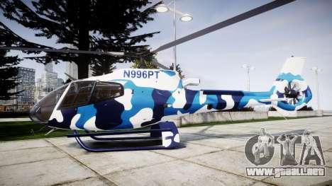 Eurocopter EC130B4 para GTA 4 left