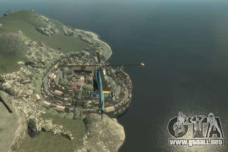 La Riviera Francesa para GTA 4 tercera pantalla