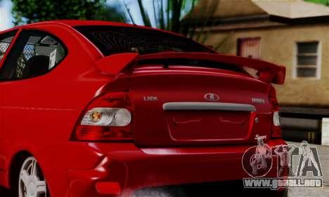 Lada Priora Sport para la visión correcta GTA San Andreas