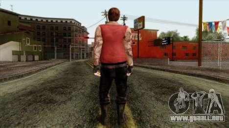 GTA 4 Skin 41 para GTA San Andreas segunda pantalla