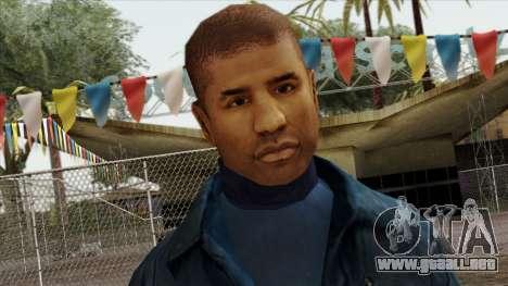 Police Skin 13 para GTA San Andreas tercera pantalla