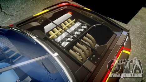 BMW 3.0 CSL Group4 [29] para GTA 4 vista hacia atrás