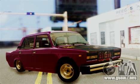 VAZ 2105 Combate Clásico para GTA San Andreas