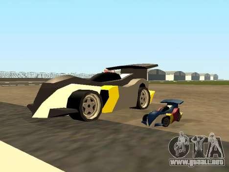 RC Bandit (Automotive) para GTA San Andreas interior