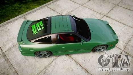 Nissan 240SX StreetStyle para GTA 4 visión correcta