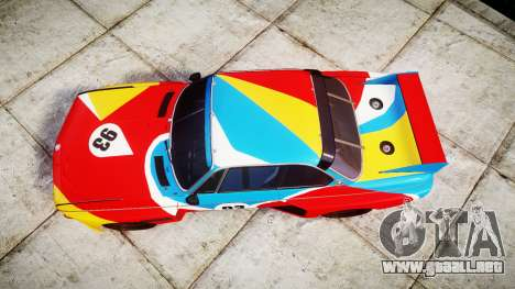 BMW 3.0 CSL Group4 1973 Art para GTA 4
