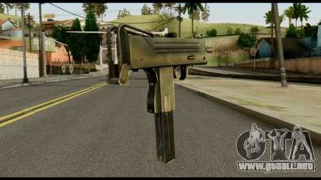 Ingram from Max Payne para GTA San Andreas segunda pantalla