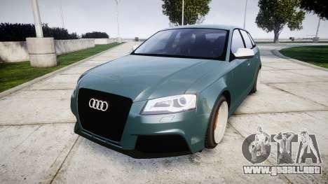 Audi RS3 Stanced para GTA 4