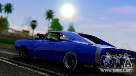 HardCore ENB para GTA San Andreas tercera pantalla