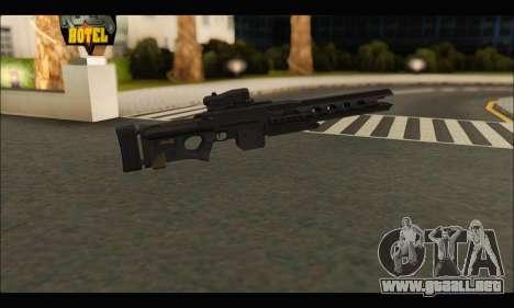 BF4 Final Stand DLC Rorsch Mk-1 para GTA San Andreas segunda pantalla