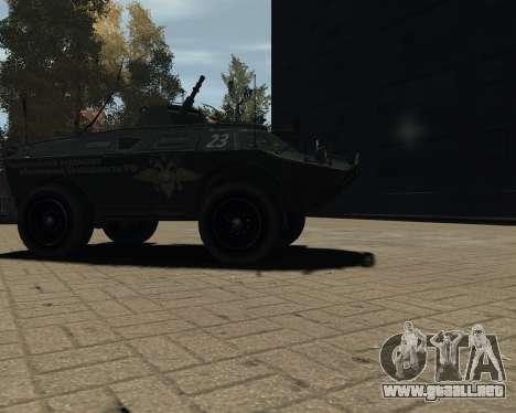 APC APC RF para GTA 4 visión correcta