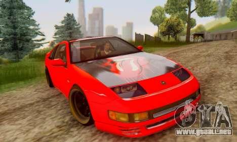 Nissan 300XZ The Rolling para GTA San Andreas