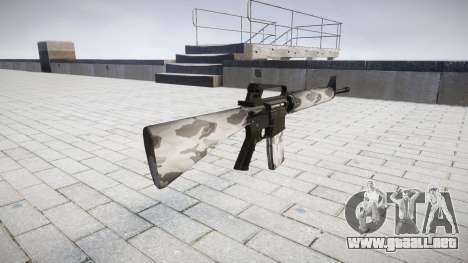 El rifle M16A2 yukon para GTA 4 segundos de pantalla