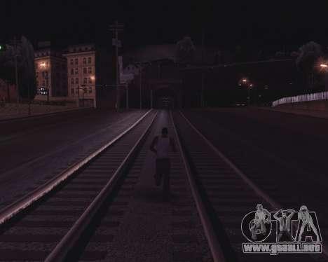 Colormod by Shane para GTA San Andreas quinta pantalla