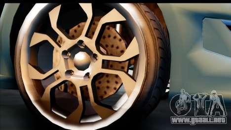 GTA 5 Grotti Carbonizzare v3 (IVF) para la visión correcta GTA San Andreas