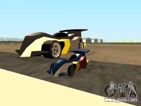 RC Bandit (Automotive) para la vista superior GTA San Andreas