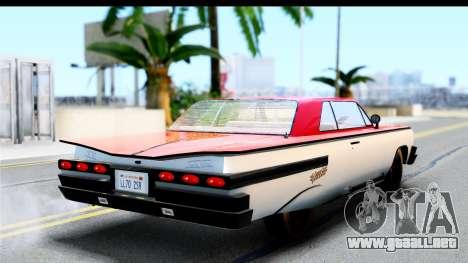 GTA 4 Voodoo para GTA San Andreas left
