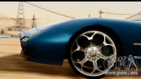 New ZR-350 (ZR-380) v1.0 para vista lateral GTA San Andreas