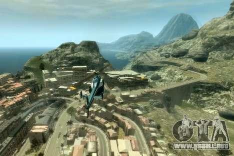 La Riviera Francesa para GTA 4