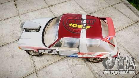 AMC Pacer para GTA 4 visión correcta