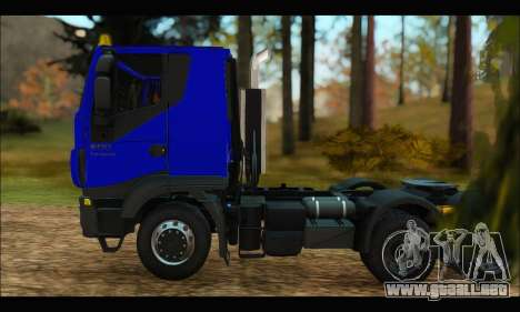 Iveco Trakker 2014 para GTA San Andreas