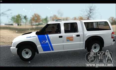 Chevrolet S-10 P.N.A para GTA San Andreas left