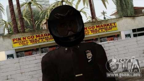 GTA 4 Skin 40 para GTA San Andreas tercera pantalla