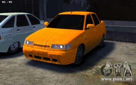 De los FLOREROS 2110 para GTA 4 visión correcta