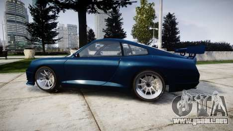 Pfister Comet GT v3.0 para GTA 4 left