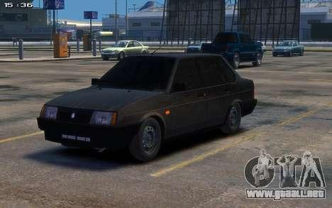 VAZ 21099 para GTA 4