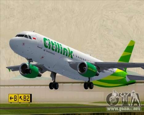 Airbus A320-200 Citilink para GTA San Andreas