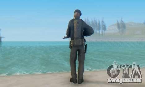 Boina Negra (FES) para GTA San Andreas sucesivamente de pantalla