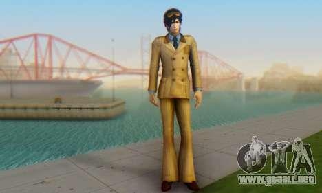 Dynasty Warriors 8 XLCE Li Dian DLC para GTA San Andreas tercera pantalla