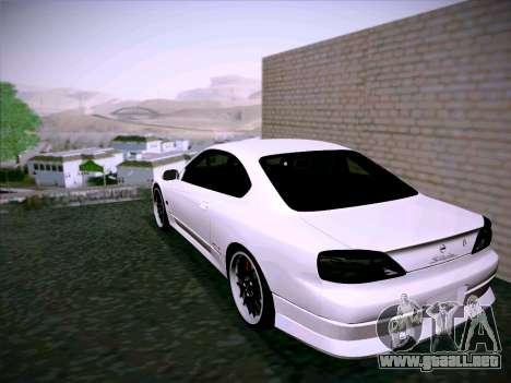 Nissan Silvia S15 Roux para la visión correcta GTA San Andreas